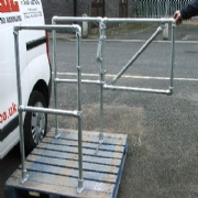 Cat Ladder Safety Gate Kit