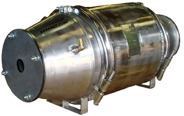 Diesel particle filter