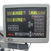 2 axis digital readout console