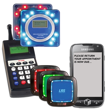Hospital Pagers, patient pagers, staff pagers, on site pagers, medical pagers,