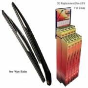OE Direct fit replacement wiper blades