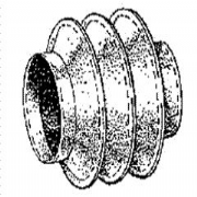 Fabric Duct Connectors