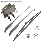 Agricultural Wiper Blades