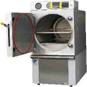 Large Capacity Front Loading Large Diameter Electrically Heated Autoclave
