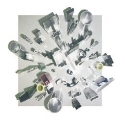 Kitchens Extruded plastic components