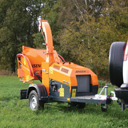 """6"""" Road Towed Wood Chipper Machine Hire"""