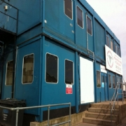 Two Storey Modular Building