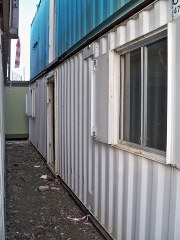 Construction Site Accommodation