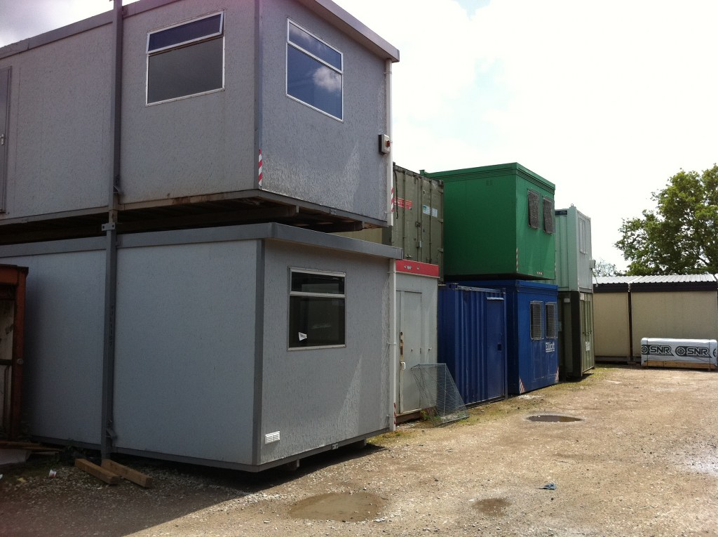 Portable Buildings Used