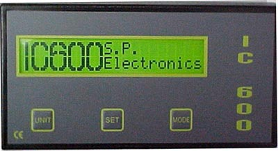 IC-600 Digital Readout Systems