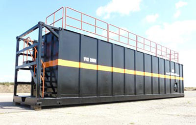 European Specification Tanks For Hire