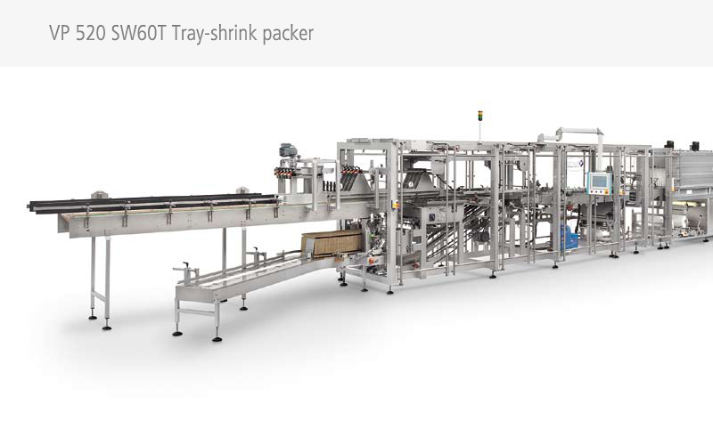 Tray-shrink packing systems