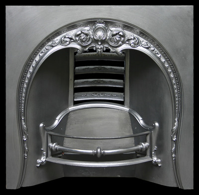 Arched Grates