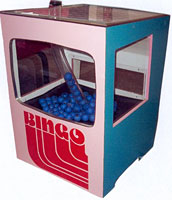 Bingo Blower Suppliers