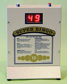 Super Bingo Machinery Suppliers