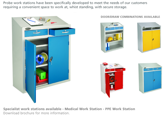 Commercial Workstations