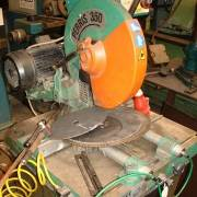 Pull down saws
