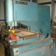 Single ended punch machines