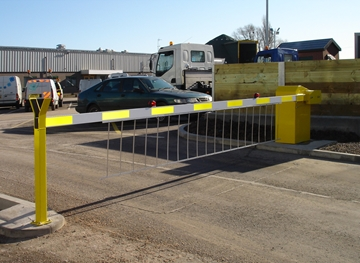 Automatic Arm Barriers