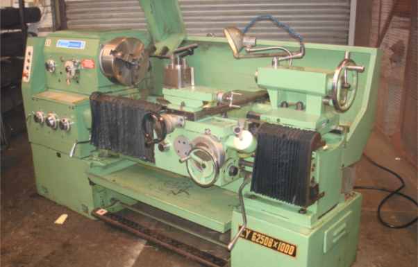 BSA FOREMOST CY6250B X 1000 CENTRE LATHE