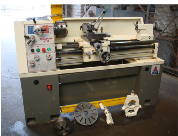 CHALLANGER GAP BED CENTRE LATHE