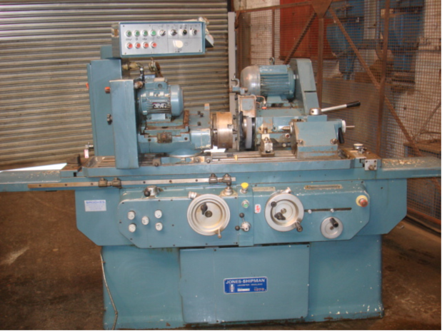 JONES & SHIPMAN 1076 PRODUCTION / TOOLROOM CYLINDRICAL GRINDER