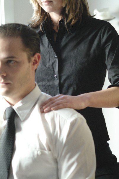CUSTOMER SERVICE WEEK -RELAXA PROVIDES ON-SITE MASSAGE SERVICES FOR CUSTOMER SERVICE WEEK UK-WIDE