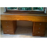 Bespoke Wooden Home Office furniture