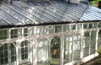 Conservatory Polycarbonate Roof replacements