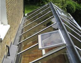 Conservatory Glass Roof Replacements