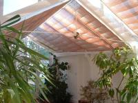 Natural Sustainable Wood Conservatory Blinds