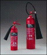 Steel CO2 Fire Extinguishers Suppliers