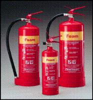 Suppliers of Foam Fire Extinguishers