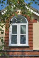 Arched Double Glazed Window Systems