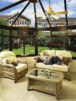 Traditional Victorian Mahogany Effect Conservatory