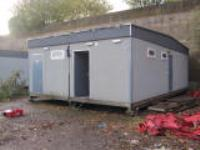 Toilet Block with Disabled facilities