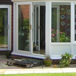 Corner Wrap Lean To Conservatory