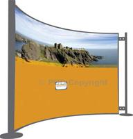 Fusion Versa 4 Curved Replacement Graphics