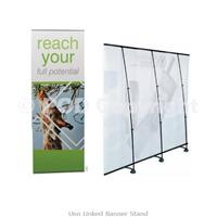 Uno Linked Banner Stand