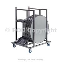 Trolley for Flamingo Table