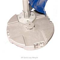 XP Solid Leg Weight