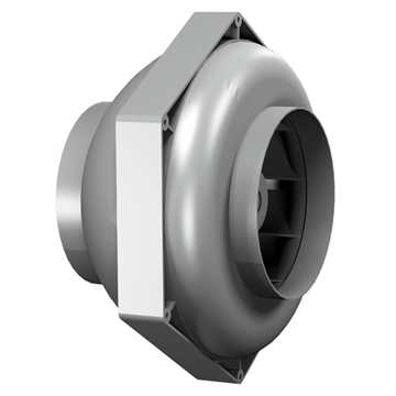 Ducted In-Line Ventilation System Fans