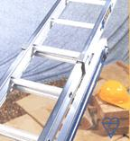 Industrial Rope Operated Ladders