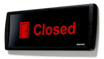 LED Signs - Large Area Low Voltage