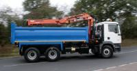 26 Tonne Tipper Grab For Hire