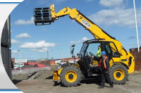 NPORS Telescopic Handler Forklifts Training Courses