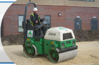 NPORS Ride on Road Roller Training
