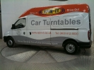 Commercial Grade Vehicle Turntables