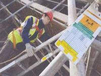 •	Training - Aluminium Scaffold Tower (PASMA)