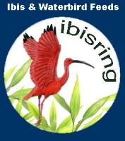Extruded Ibis Diet for Exotic Water Birds